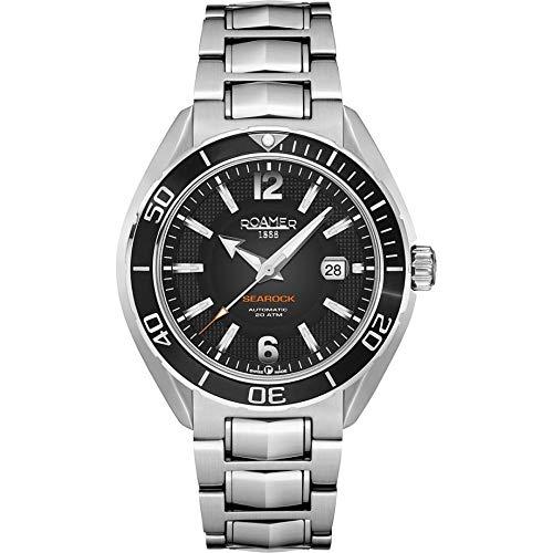 Roamer Searock Pro ETA 2824 211633 41 54 20 - Reloj de pulsera automático para hombre