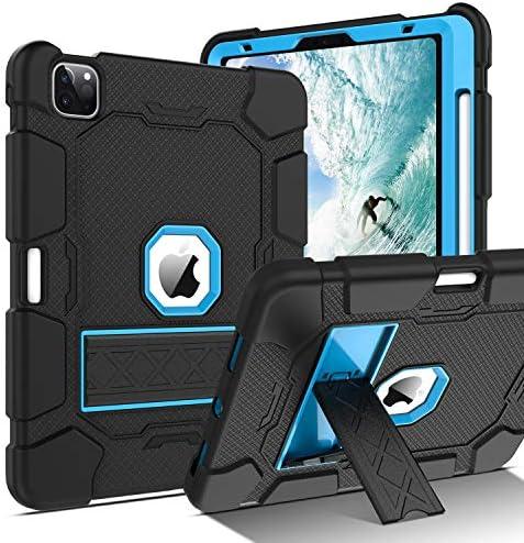 BENTOBEN iPad Air 4 Case 10 9 Inch 2020 iPad Pro 11 Case 2020 2018 Heavy Duty Three Layers Shockproof product image