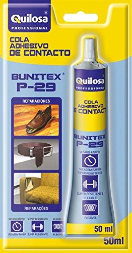 Quilosa Bunitex P-29 – contactlijm zonder tolueen, 50 ml