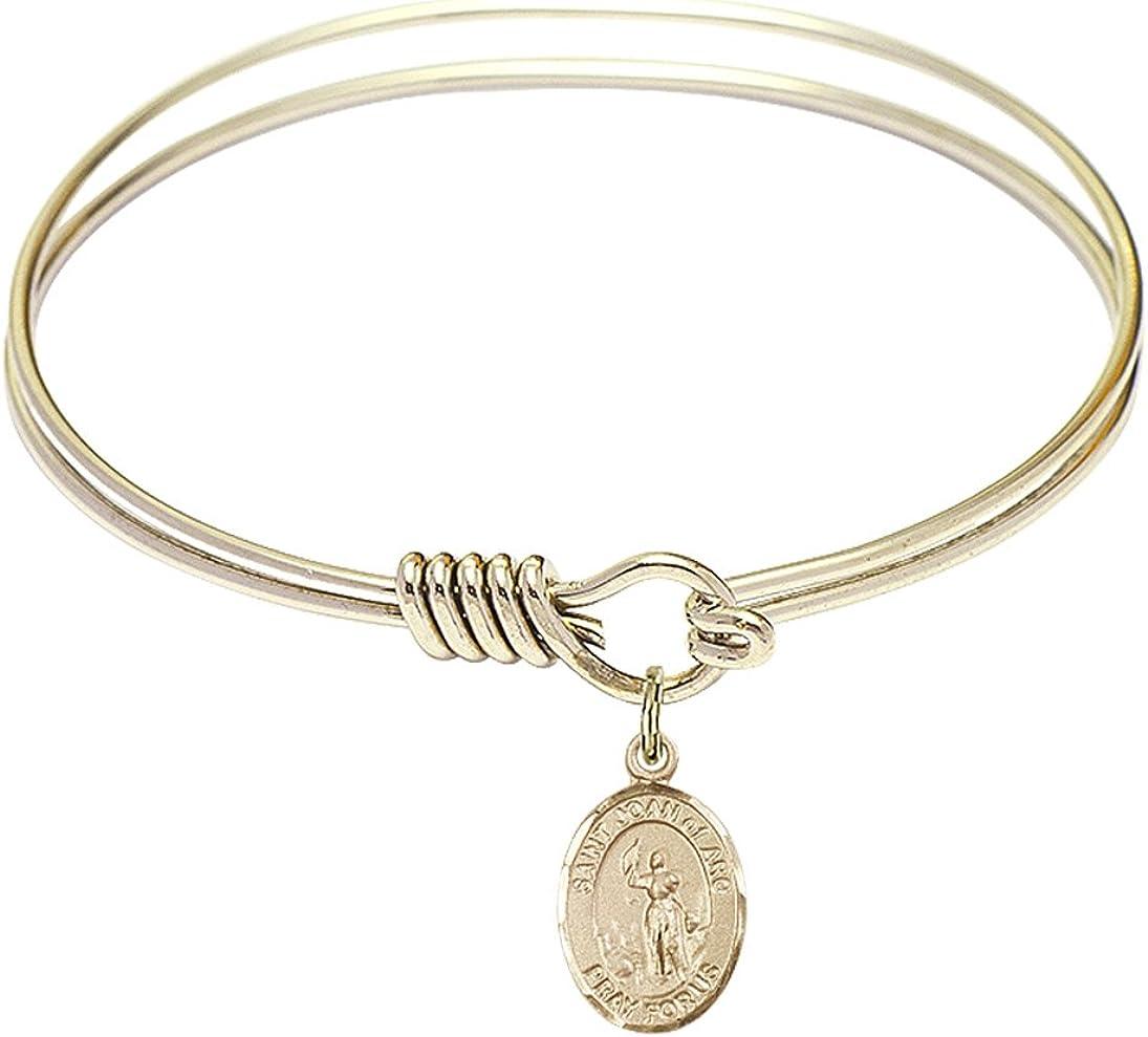 Ranking TOP4 Bonyak Jewelry Round Eye Hook Bangle Bracelet of Joan Ultra-Cheap Deals St. w Arc