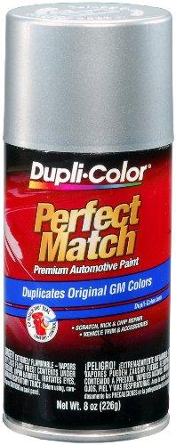 Dupli-Color EBGM05357 Silver Metallic General Motors Exact-Match Automotive Paint - 8 oz. Aerosol