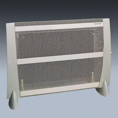 Honeywell HW220E - Panel calefactor (1000 W), color gris