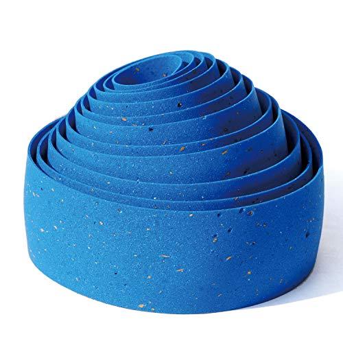 Bike Ribbon Lenkerband Cork Plus blau One Size - 2