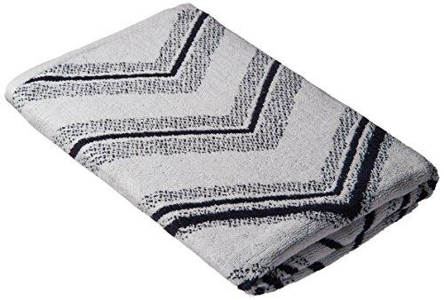 Bombay Dyeing Gama 480 GSM Cotton Bath Towel - Large, Grey