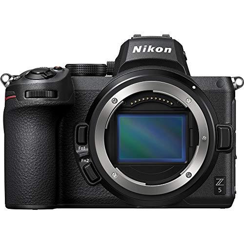 Nikon Digital Camera Z 5 kit with NIKKOR Z 24-70mm f/4 S Lens