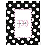 Leeza Initial Personalized Note Cards (Set of 12 Cards with White Envelopes)