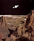 Chesley Bonest P5152 Poster Saturn, Chesley Bonestell, A3