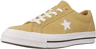 Calzado Deportivo para Mujer, Color Amarillo, Marca CONVERSE, Modelo Calzado Deportivo para Mujer CONVERSE One Star OX Ama...