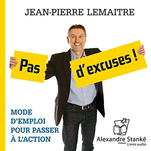 Pas d'excuses ! cover art