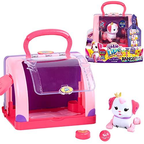 Little Live Pets 28493 - Bolsa de Transporte para Cutie Pups de Lil´