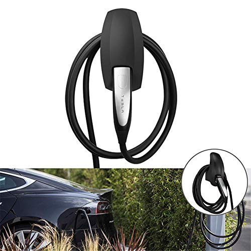 earlyad Für Tesla Motors Ladekabelhalter, Wandhalterung Kabelhalter Halterung Ladegerät Halter Adapter Für Modell S Modell X Modell 3 Effective robust