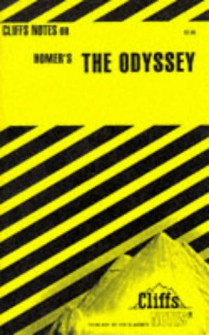 Homer's The Odyssey (Cliffs Notes)