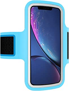 Brazalete Deportivo Xiaomi Redmi 6A de Neopreno Antideslizante antisudor con Bolsillo para Llaves Cable Tarjetas Brazalete Running Xiaomi Redmi 6A Brazalete para Xiaomi Redmi 6A Amarillo
