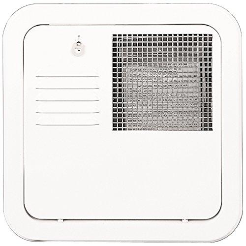 Suburban 6255APW Polar White Water Heater