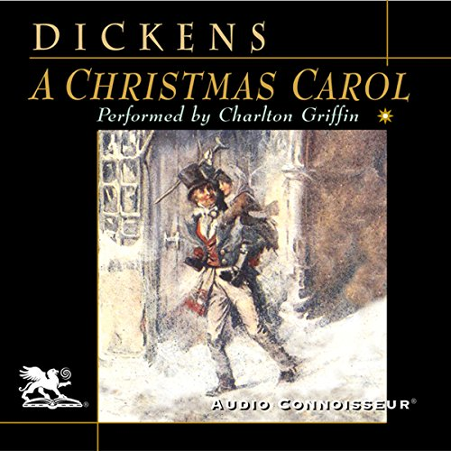 A Christmas Carol [Audio Connoisseur Version] cover art
