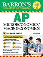 AP Microeconomics/Macroeconomics with Online Tests (Barron's Test Prep)