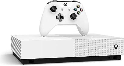Console Microsoft Xbox One S 1TB All Digital Edition + Minecraft+Sea of thieves+Fortnite
