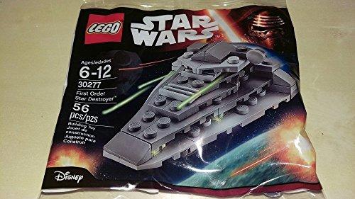 LEGO 30277 Star Wars First Order Star Destroyer...
