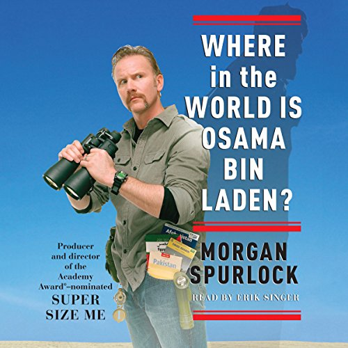 Where in the World Is Osama bin Laden? audiobook cover art
