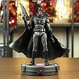 Figura de acción Dark Knight Batman 20cm Anime Figura de acción Figurine Carácter Modelo Estatua Estatua Estatua Escritorio Coleccionable Ornamentos Juguetes Regalos para los fanáticos de Anime