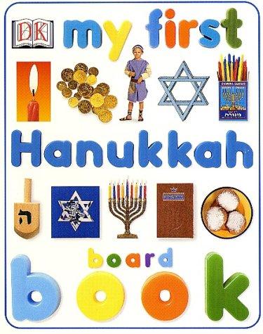 My First Hanukkah Board Book