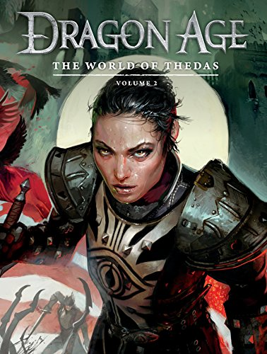 DRAGON AGE THE WORLD OF THEDAS 2