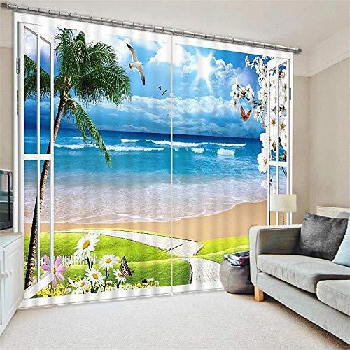 cortinas dormitorio fucsia