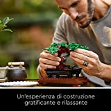Zoom IMG-2 lego creator expert albero bonsai