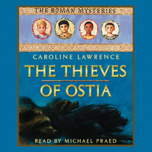 The Thieves of Ostia audiobook cover art