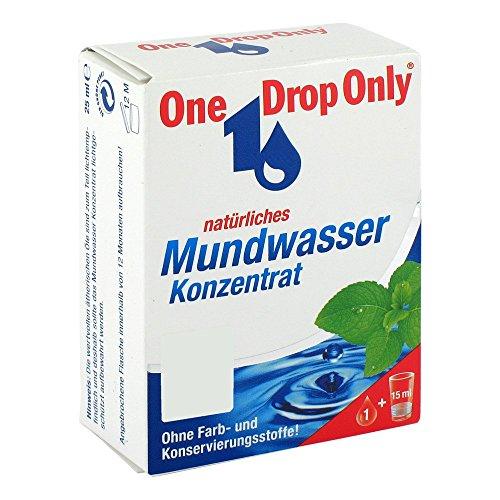 One Drop Only Mundwasser Test