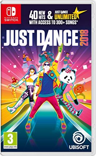 Just Dance 2018 - Nintendo Switch [Edizione: Regno Unito]