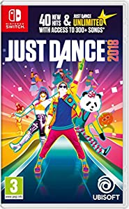 Just Dance 2018 - Nintendo Switch [Importación inglesa]