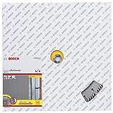 Bosch Professional 2608615072 Disco de corte de diamante (hormigón y mampostería, 400 x 20 mm,...