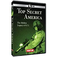 Frontline: Top Secret America [DVD] [Import]