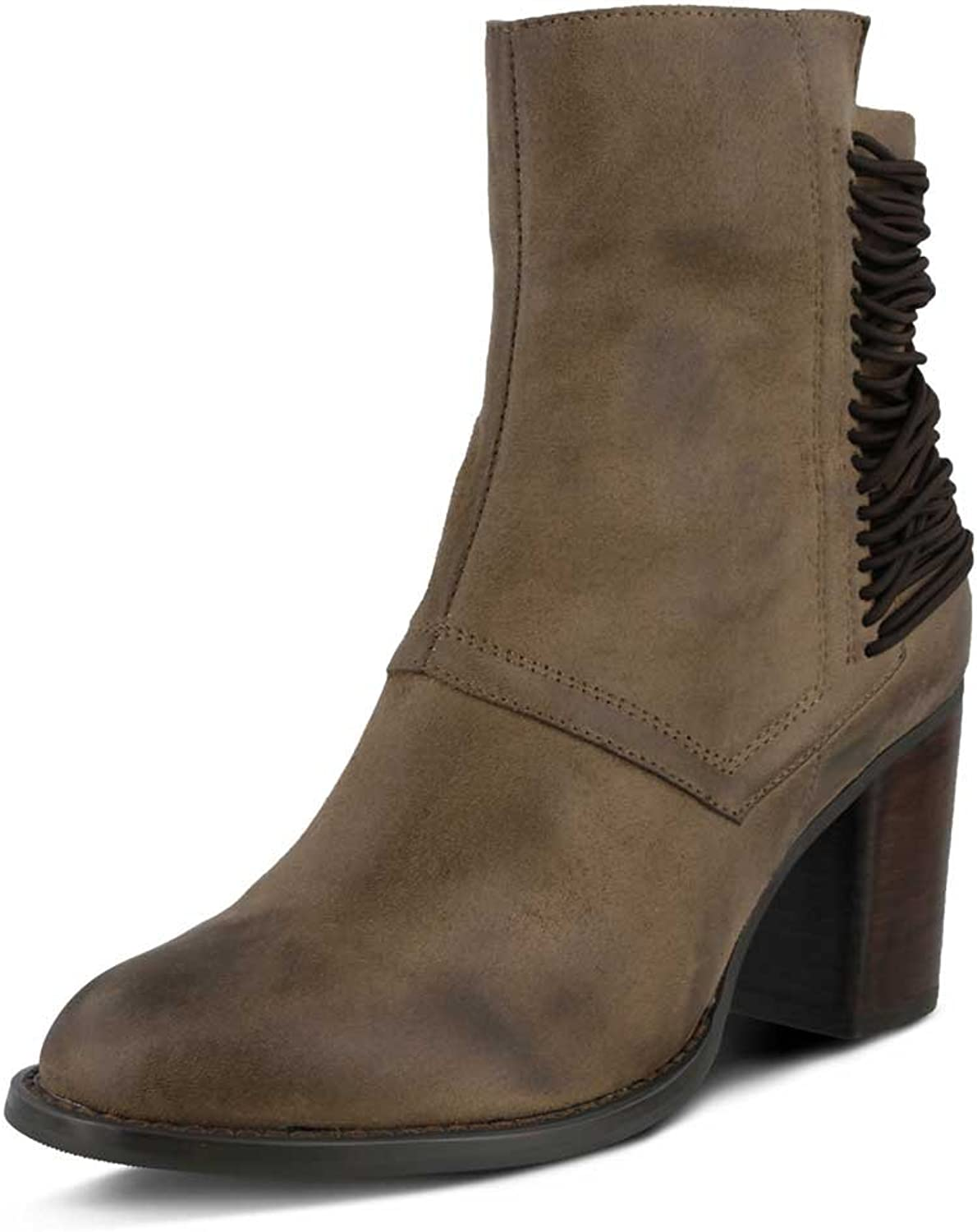 Azura by Spring Step Womens Apore Western Boot
