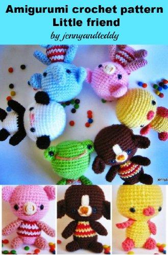 Muñeca de Halloween (crochet amigurumi) paso a paso - YouTube | 500x329