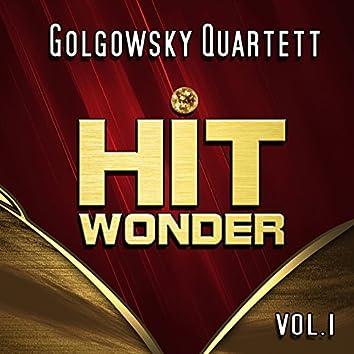 Hit Wonder: Golgowsky Quartett, Vol. 1