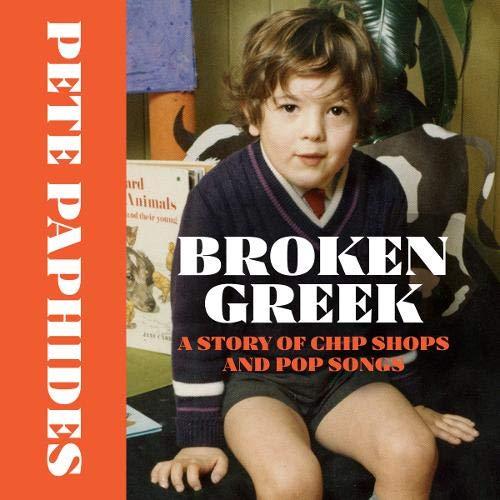 Broken Greek cover art