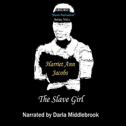 The Slave Girl audiobook cover art