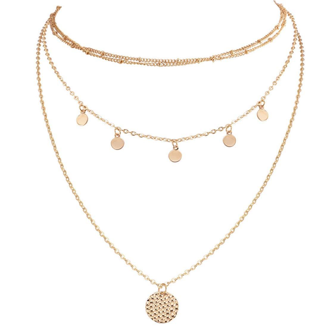 Choker Necklace Women Charm Choker Necklace Evening Party Banquet Jewellery