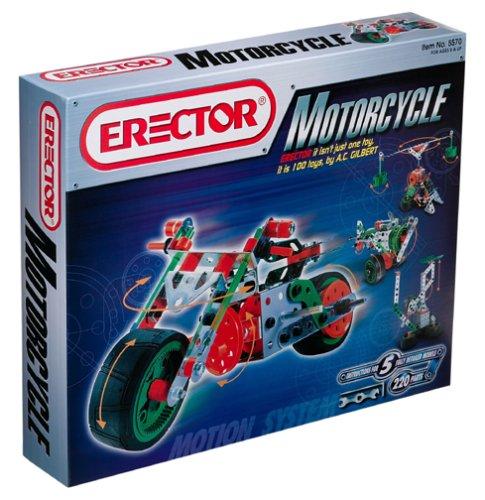 Erector Motorcycle Set