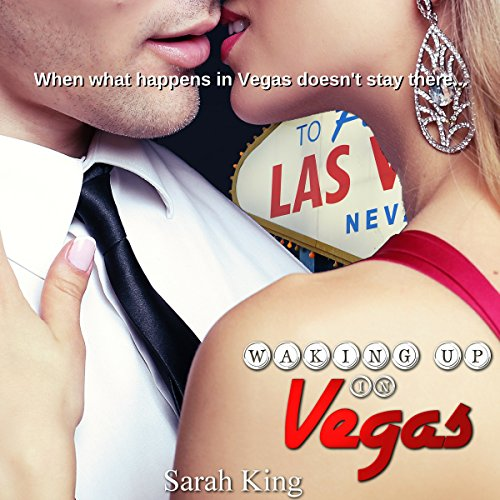 Waking Up in Vegas audiobook cover art