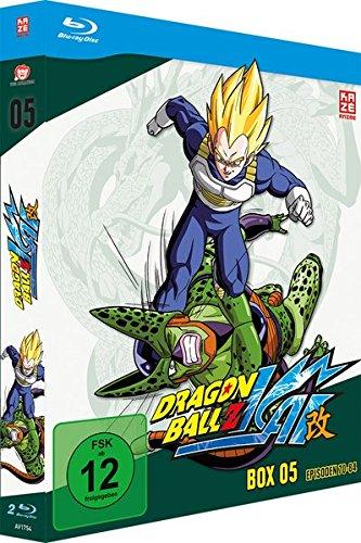 Dragonball Z Kai - TV-Serie - Vol.5 - [Blu-ray]