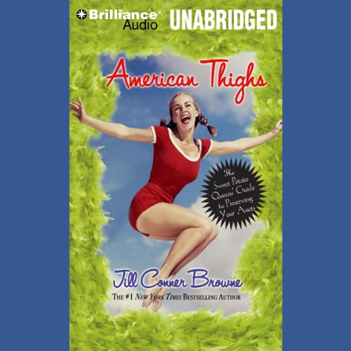 American Thighs audiobook cover art