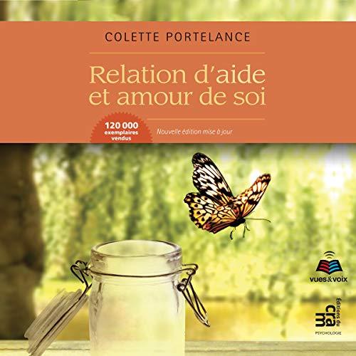 Page de couverture de Relation d'aide et amour de soi