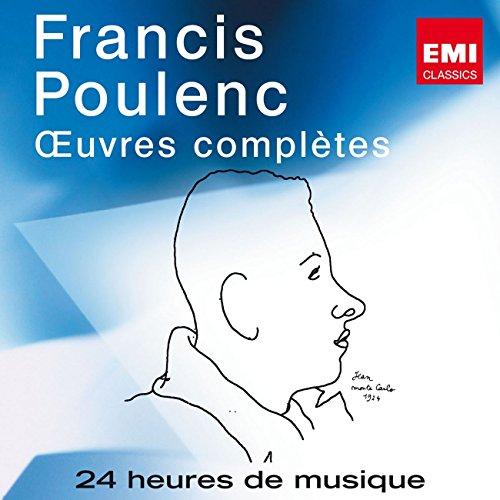Sextuor pour piano, flûte, hautbois, clarinette, basson & cor (1932, rév. 1939/40), FP 100 : III Prestissimo