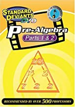 Best standard deviants pre algebra Reviews