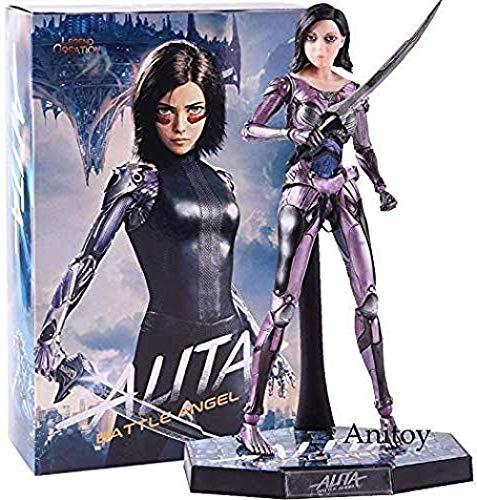 lkw-love Legend Creation Alita Battle Figure 1/6 PVC Alita Action Figure Sammlung Modell Spielzeug