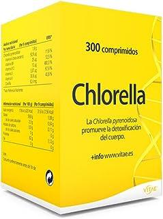 Vitae Chlorella Complemento Alimenticio - 300 Tabletas