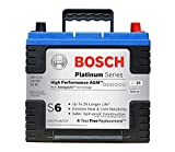 Bosch Flat Plate AGM Battery